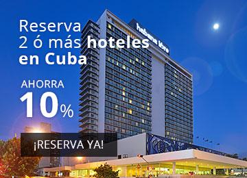 Reservación de hoteles en Cuba