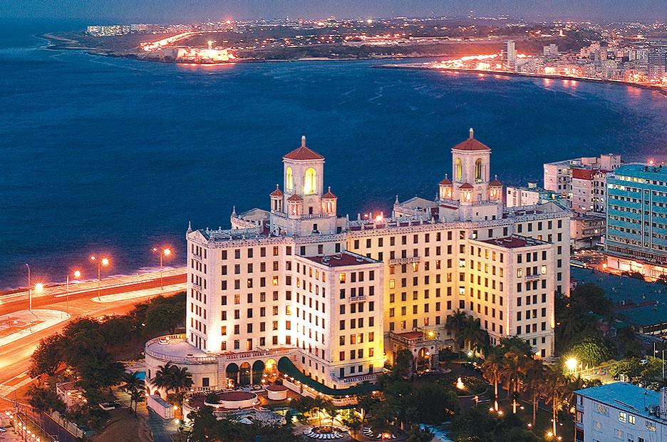 Oferta para vacaciones en Cuba - Hotel Nacional de Cuba