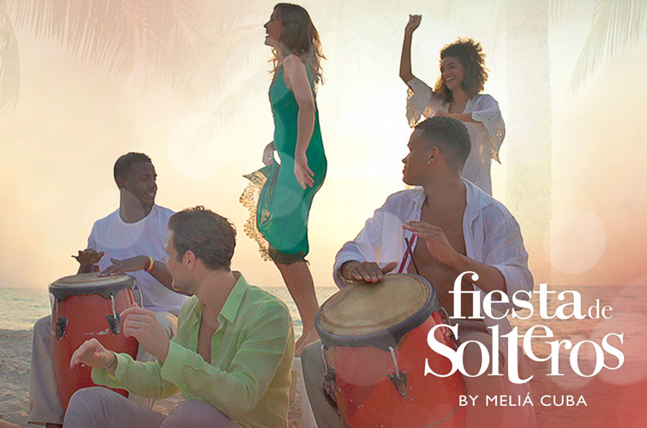 Singles Party by Meliá Cuba - Offers and discounts for vacations in Cuba