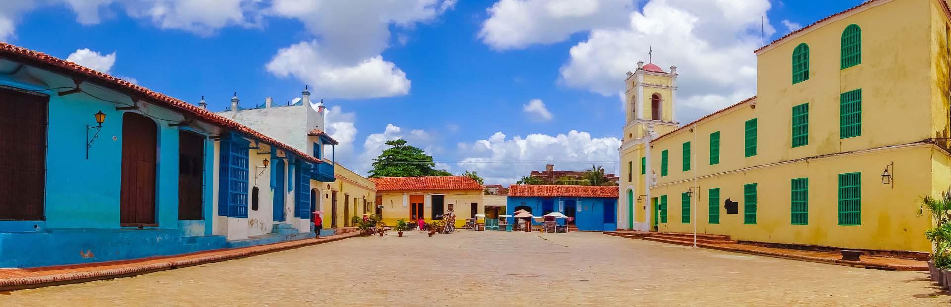 Camagüey, Ciudad de los tinajones - Destinos de Cuba