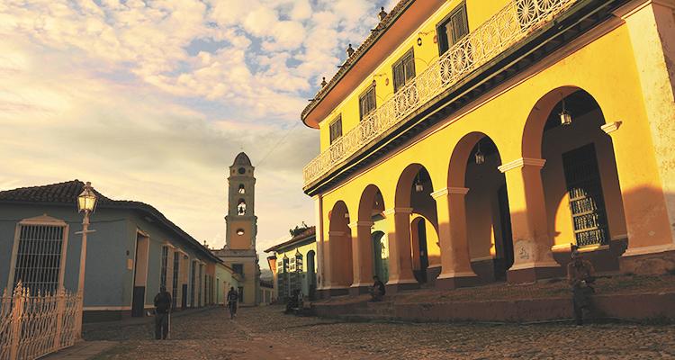 Trinidad  colonial