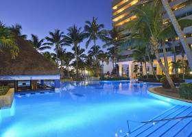 Meliá Habana pool