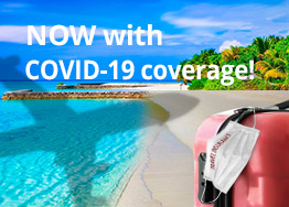 Travel insurance to Cuba COVID-19