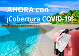 Seguros de viajes a Cuba COVID-19