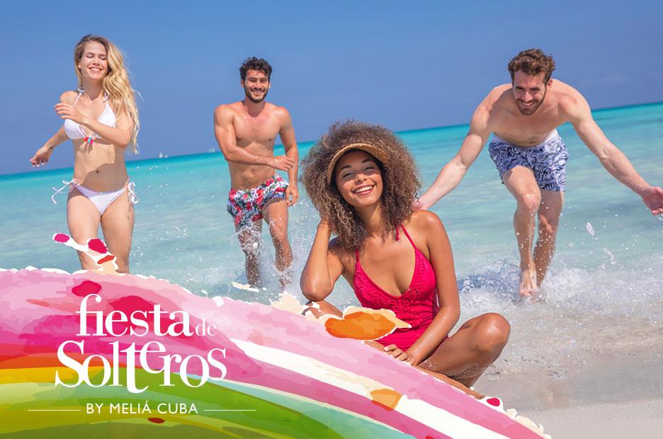 Oferta para vacaciones en Cuba - Fiesta de Solteros by Meliá