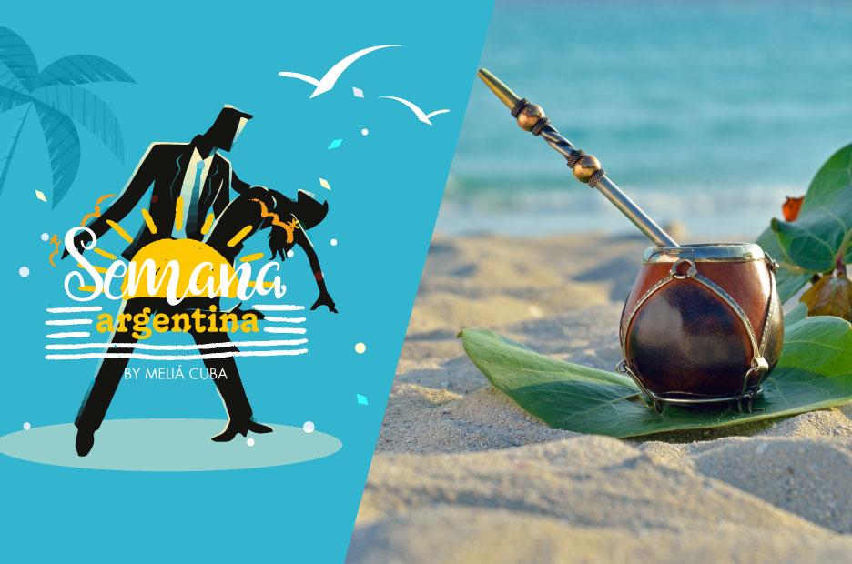 Oferta para vacaciones en Cuba - Semana Argentina con Meliá Cuba