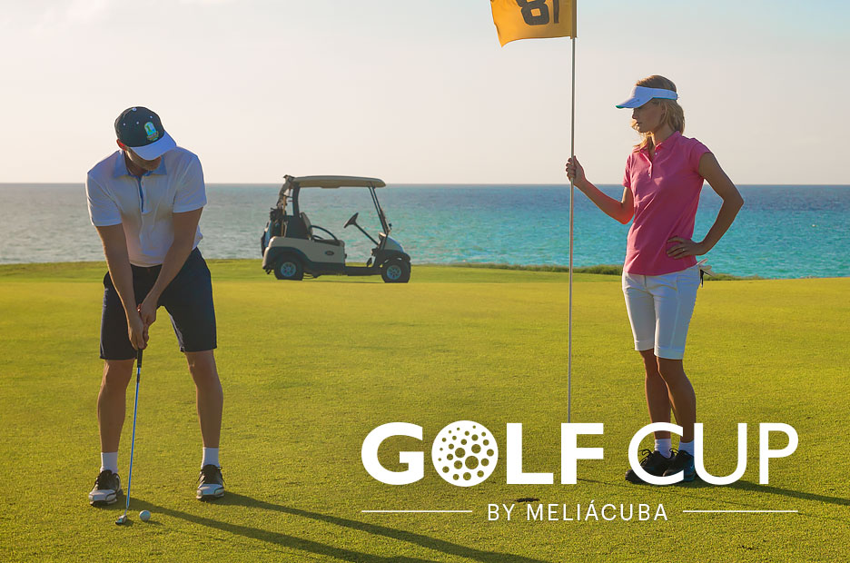 September Golf Week by Meliá Cuba - Offers and discounts for vacations in Cuba