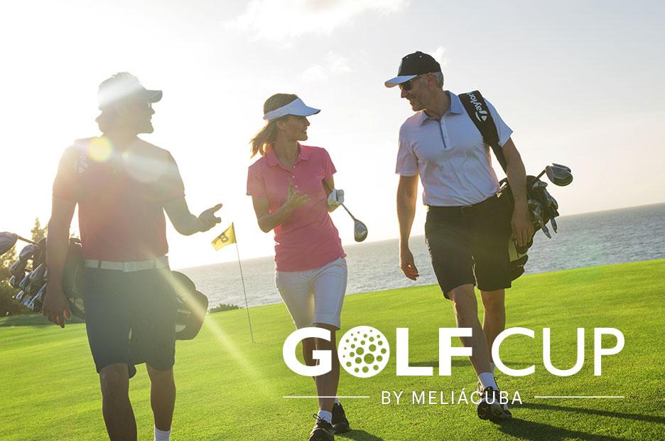 Semana de Golf de Junio by Meliá Cuba - Ofertas y descuentos para vacaciones en Cuba