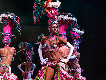 Tours in Cuba - Show in Tropicana Cabaret (Offer 3)