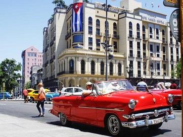 Tours in Cuba - City Tour Havana