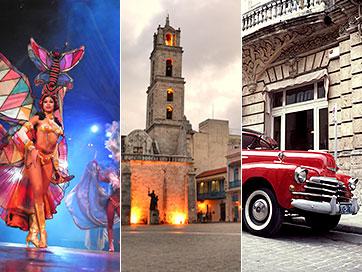 Excursiones en Cuba - Habana Especial