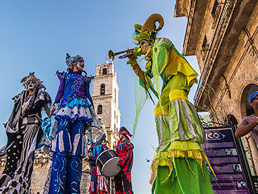 Tours in Cuba - Havana History & Rhythm