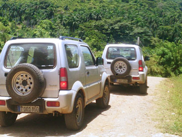 Tours in Cuba - Grand Jeep Safari Holguin NEW!