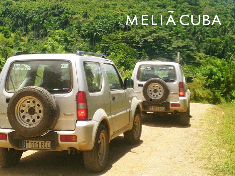 Tours in Cuba - Jeep Safari Varadero