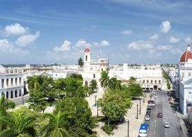 Marti Park - Cienfuegos