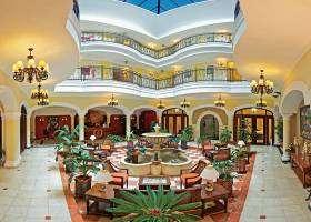 Iberostar Grand Trinidad lobby