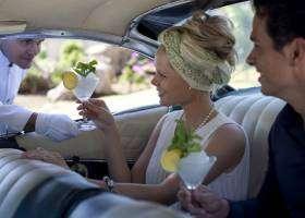 Vintage car rides