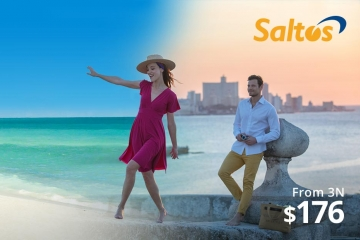 Offer for vacation in Cuba - ENJOY HAVANA AND…