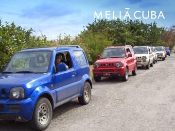 Tours in Cuba - Jeep Safari Cayo Guillermo NEW!