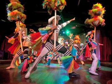 Excursiones en Cuba - Cabaret Parisien