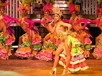 Excursiones en Cuba - Cabaret Parisien Plus