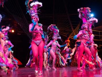 Tours in Cuba - Tropicana Santiago