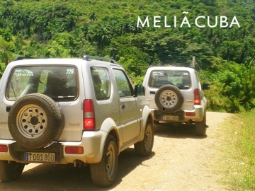 Tours in Cuba - Jeep Safari Varadero