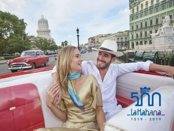 Havana, 500 years with you: Tryp Habana Libre