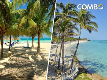Beaches Combo. Cayo Coco - Varadero (13 nights)