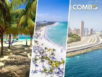 Economic Combo Cayo Coco - Havana - Varadero (13 nights)