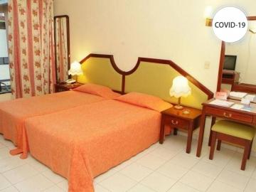 Cuarentena Covid-19 - Hotel Club Amigo Atlántico Guardalavaca