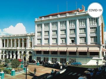 COVID-19 quarantine - Hotel Casagranda