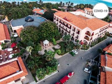 Cuarentena COVID-19 - Hotel Colonial Cayo Coco