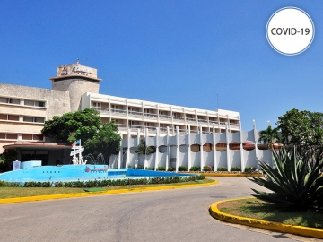 COVID-19 quarantine - Hotel Comodoro