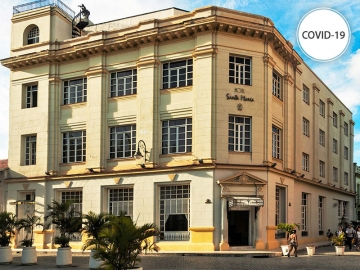 Cuarentena COVID-19 - Hotel E Santa Maria