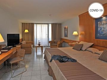 Cuarentena COVID-19 - Hotel Meliá Habana