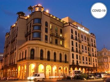 COVID-19 quarantine - Hotel Iberostar Parque Central