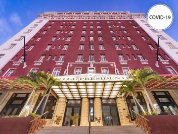 COVID-19 quarantine - Hotel ROC Presidente