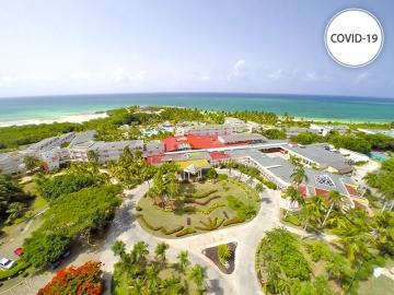 COVID-19 quarantine - Sol Cayo Coco