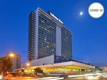 Cuarentena COVID-19 - Hotel Tryp Habana Libre