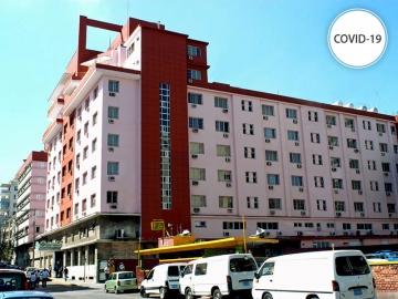Cuarentena COVID-19 -  Hotel Plus Vedado-Saint John's
